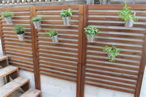 ikea wall garden weekend project patio garden
