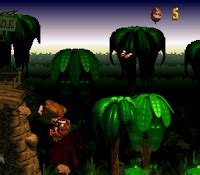 dkc jungle hijinxs donkey kong country