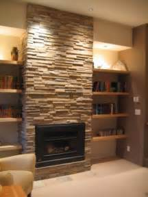 fireplaces contemporary living room vancouver by
