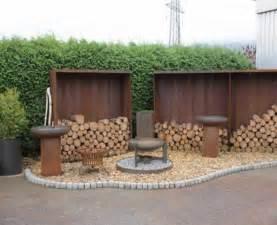 Gartendeko Aus Stein Und Metall Gartendeko Aus Metall Oder Stein Als Sichtschutz New