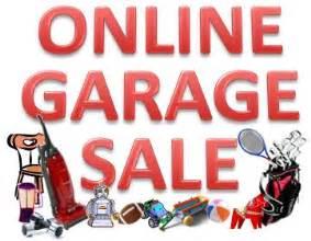local mall garage sale