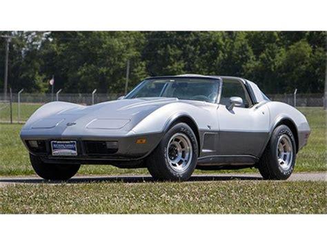 85 corvette for sale 1978 chevrolet corvette for sale on classiccars 85