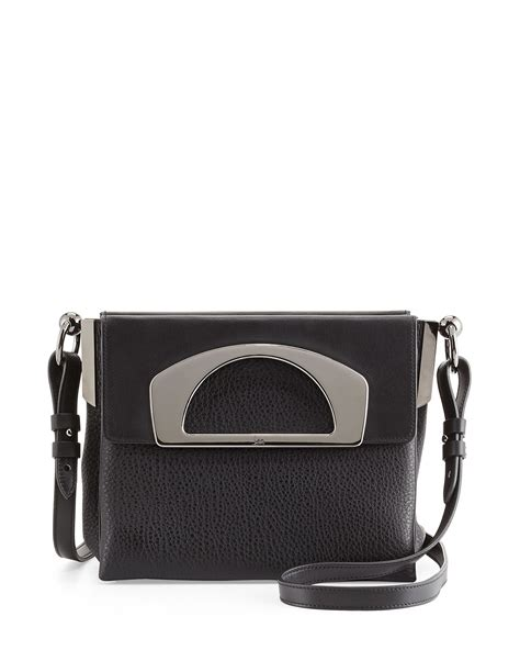 Christian Louboutin Leather Loubette Purse by Christian Louboutin Mini Passage Leather Crossbody Bag In