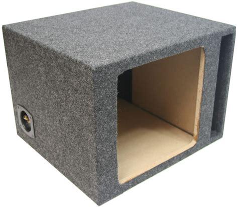 Box Speaker 15 square kicker 15 ported solobaric l3 l5 l7 subwoofer box