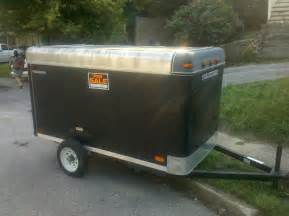 Enclosed lawn mower trailer for sale start a lawn care business