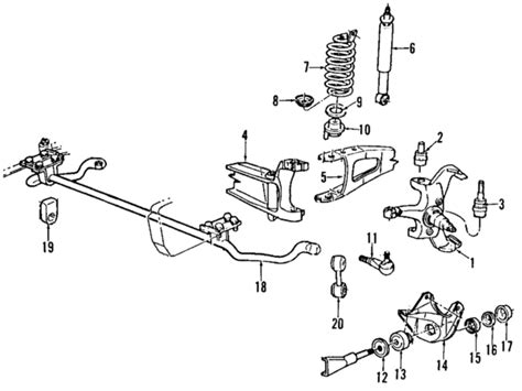 1995 ford f150 parts diagram 1995 ford f 150 parts mileoneparts