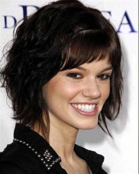 heavy on top ladies hairstyle top hairstyles models the perfect haircut for short