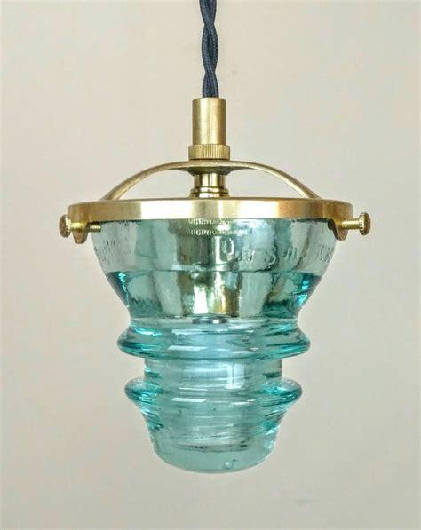 Pendant Light Glass Insulator Light Led Glass Insulator Glass Insulator Pendant Light