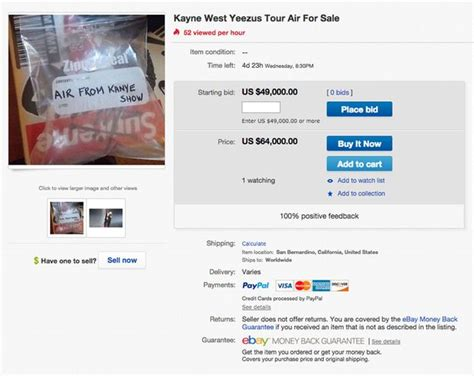ebay user search as ebay turns 20 we find 20 of the craziest auction tales