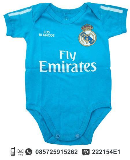 Jumper Jersey Baju Bola Bayi Manchester United Mu Away Kaos Bola Bayi baby jumper baju kodok motif jersey sepak bola ibuhamil