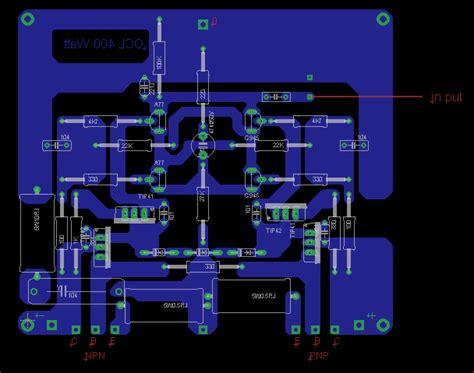 Power Lifier Ocl 400 Watt maret 2014 elektronika