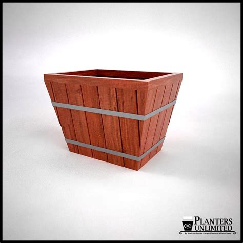 outdoor planter pots large commercial planters