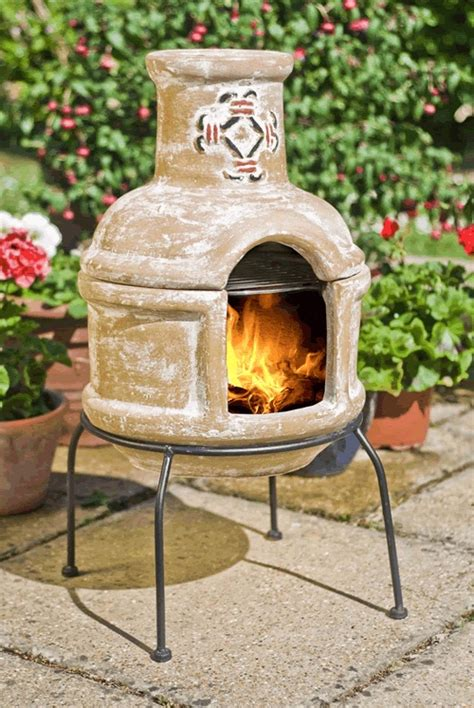 Clay Chiminea Paint 19 Best Chiminea S Images On Outdoor Living