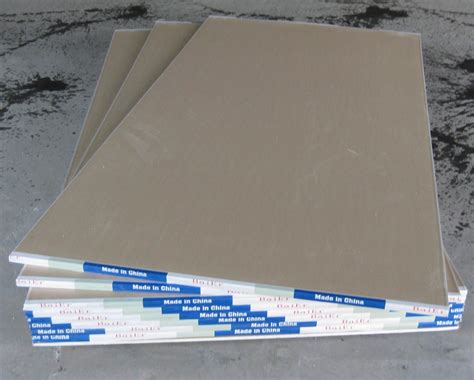 Bor Gypsum china standard gypsum board photos pictures made in