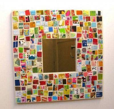 cornici etniche fai da te 10 idee per il riciclo creativo di carte di credito