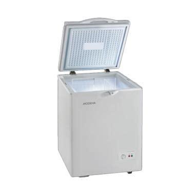 Daftar Freezer Box Modena jual modena md 10w conserva chest freezer harga kualitas terjamin blibli