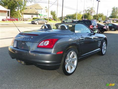 Buy Chrysler Crossfire by 2005 Graphite Metallic Chrysler Crossfire Buy Used 2005