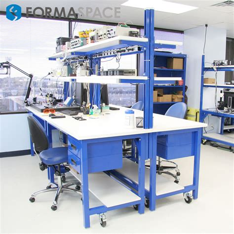 bench workstations dry lab tech lab furniture makerspace formaspace