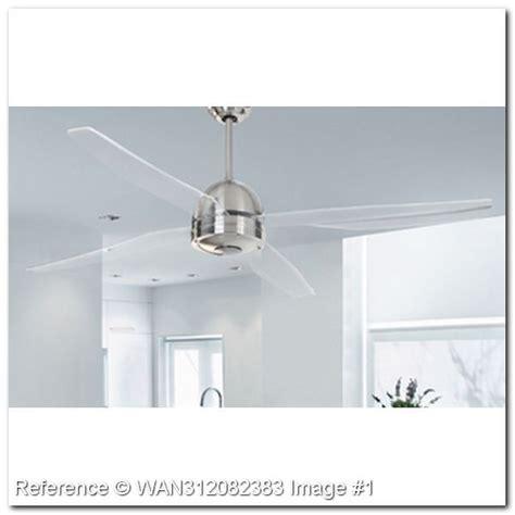 Acrylic Ceiling Fan Warisan Lighting Lucite Ceiling Fan