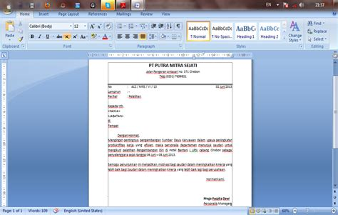 tujuan membuat mail merge welcome to blog megha