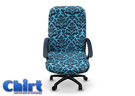 Teal And Brown Chair 44 Best Images About Custom Office Chair Covers On