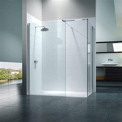 merlyn  series walk    mm frameless shower