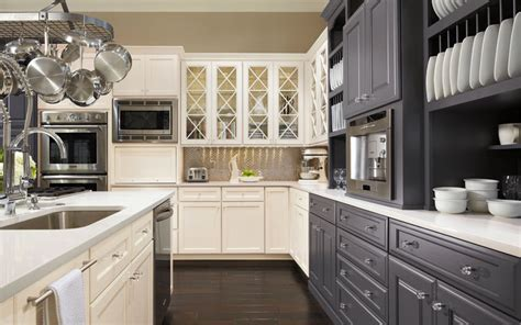 kitchen cabinets different colors kitchen cabinet guide home dreamy