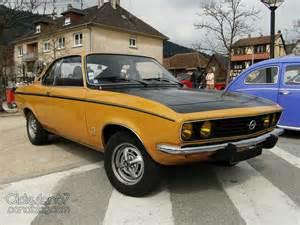 1970 Opel Manta Opel Manta A Sr 1970 1975 Oldiesfan67 Quot Mon Auto Quot