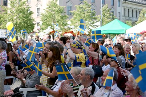 national holiday of sweden