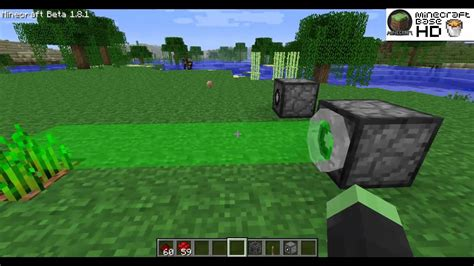 Mods In Minecraft For 1 8 | minecraft 1 8 1 mod the laser mod by w3 r4ft v1 1c