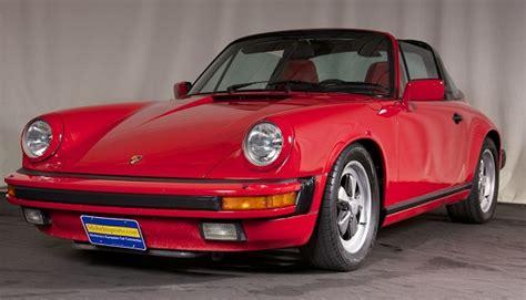 1986 porsche targa for sale 1986 porsche 911 carrera targa german cars for sale blog