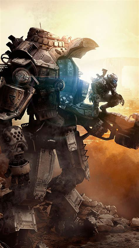 titanfall wallpapers  android gaming hd wallpaper
