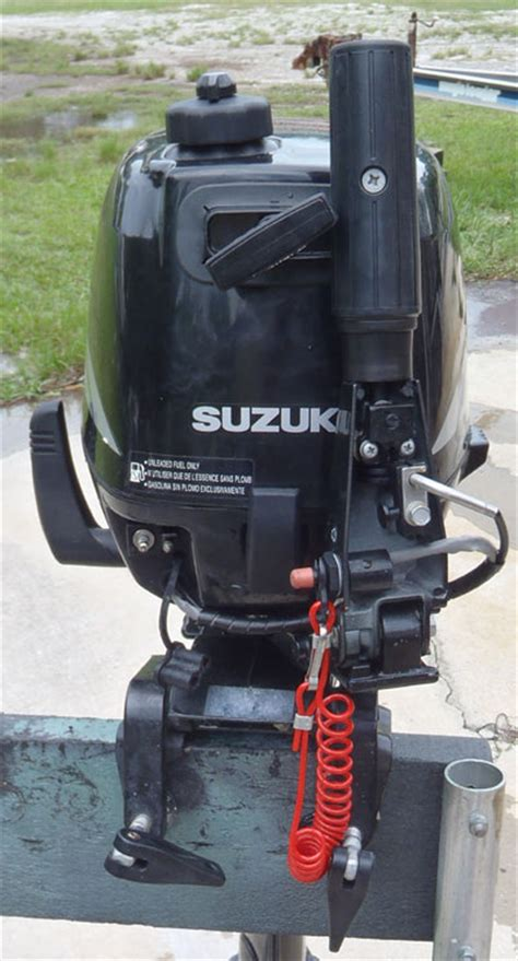 used suzuki 6 hp outboard 4 stroke outboard for sale