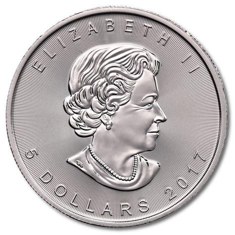 1 oz canadian maple leaf silver canadian silver maple leaf