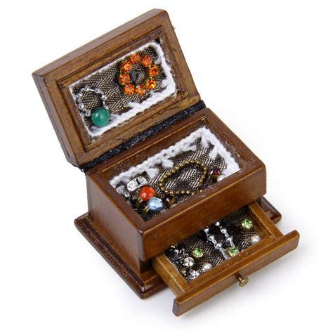 box doll house 1 12 dollhouse miniature jewelry box ebay