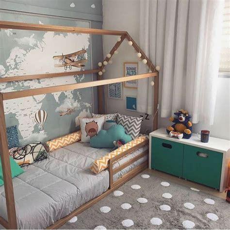 Baby Floor Bed by Floor House Bed Idea Creative Kid S Bedrooms And