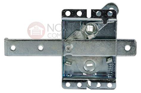 Garage Door Key Lock Mechanism by Universal Garage Door Locking Side Latch Mechanism For 2
