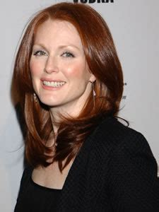 actresses with red hair over 40 red haired actresses over 40 short hairstyle 2013
