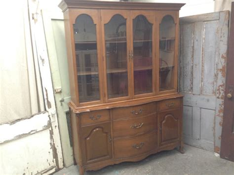 Provincial Dining Room Hutch Provincial China Cabinet Dining Room By Vintagehipdecor