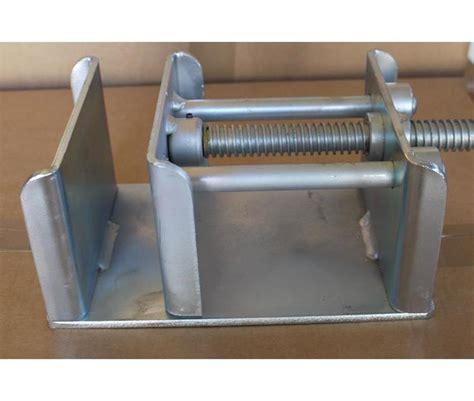 banco alzamoto morsa blocca ruota per ponte sollevatore msmall ebay