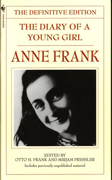 famous books the diary of anne frank lest we forget