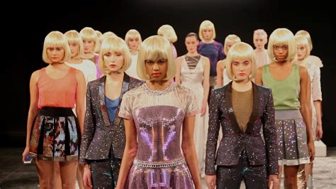 Catwalk Desperately Needs Interns Again by Wearable Tech Clothing And Accessories Light Up The