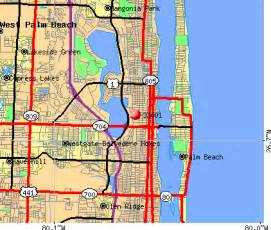 Palm Beach Zip Code Map by Palm Beach County Zip Code Map Submited Images