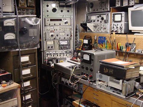 bench radio crystal radio work benches