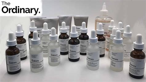 Product Review Nerida Skincare by The Ordinary Skincare Review 22 Products