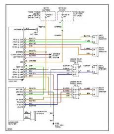 2014 nissan frontier speaker wiring diagram free