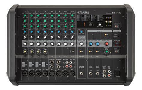 Mixer Power Yamaha yamaha emx5 yamaha powered mixer emx7 emx5 banshee