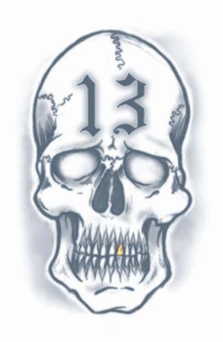 tattoos tinsley tattoo totenkopf 13