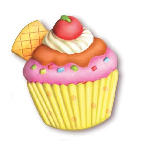 Mould Paint Cupcake mould and paint cupcakes byrnes