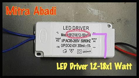 Driver Lu Led Hpl mitra abadi led what is led driver